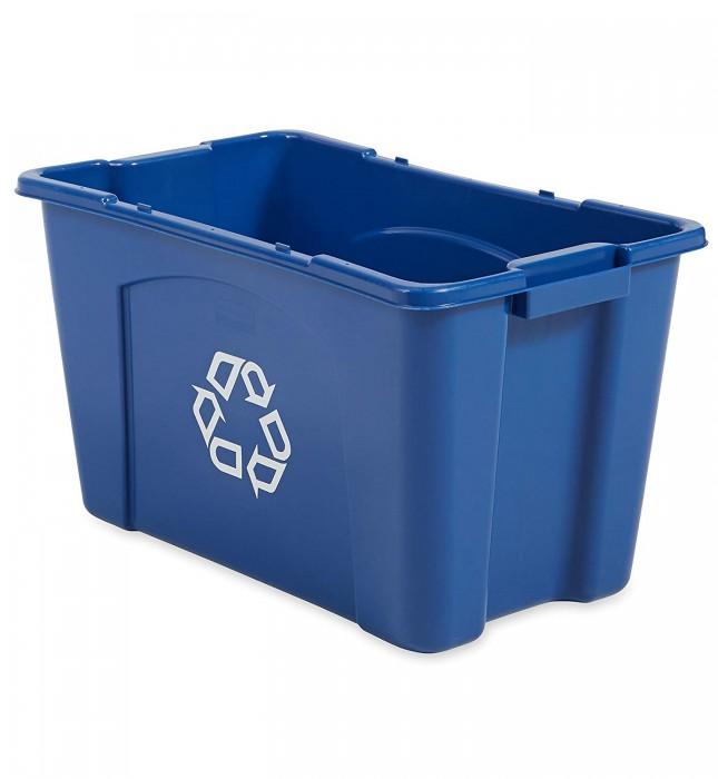 Thùng rác nhựaFG571873BLUE
